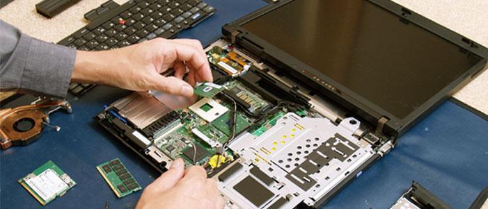 مشکلات نرم افزاری و سخت افزاری لپ تاپ