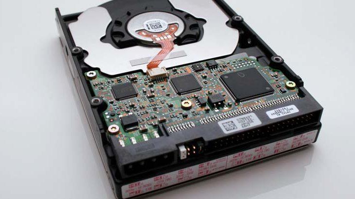 دستگاه جراحی هارد دیسک
