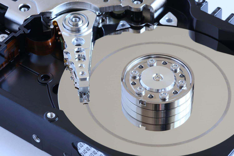 تعمیر هارد دیسک بعد از بازیابی